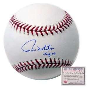 Paul Molitor Minnesota Twins MLB Hand Signed Rawlings MLB