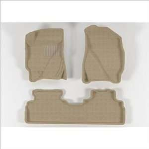 Ace L1FR02802202 FORD Escape 2009 2010 Beige CLASSIC Molded Floor Mats