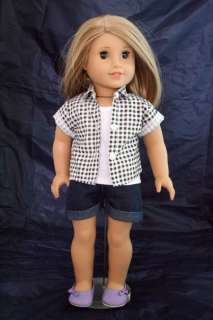 03 Doll Clothes 3 Pcs fits for American Girl & 18 Dolls