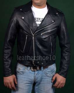 Ghost Rider leather jacket Nicolas Cage XS 5XLAvailable in PU/Faux