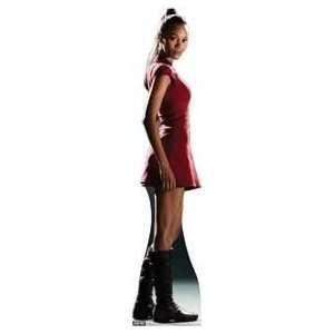 Star Trek Movie Nyota Uhura Life Size Poster Standup