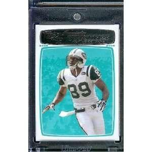 # 31 Jerricho Cotchery   New York Jets   NFL Football Trading Cards