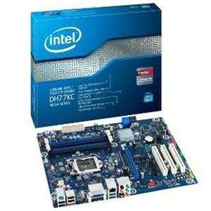 NEW Desktop Board DH77KC (Motherboards): Office Products