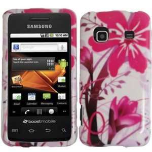 Pink Splash Hard Case Cover for Samsung Galaxy Precedent