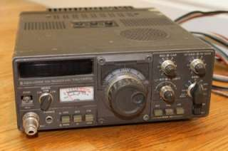 KENWOOD TS 120 S TS120S SSB HAM RADIO TRANSCEIVER**
