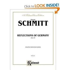 , Op. 28 (Kalmus Edition) (9780769299891) Schmitt, Florent Books