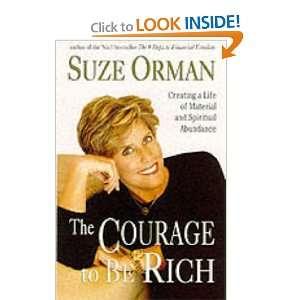 Of Material And Spiritual Abundance (9780091825454) Suze Orman Books