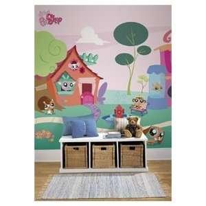 Littlest Pet Shop XL Wallpaper Mural Wall Decals In
