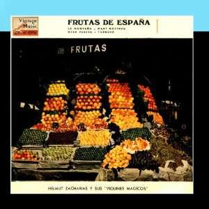 Vintage World No. 124   EP: Frutas De España: Helmut Zacharias: Music
