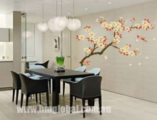BLOSSOM Wall Art Decal 4 all stunning living space home,business