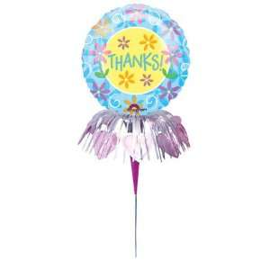 Thanks Floral Wanderful Balloon (1 ct) Toys & Games