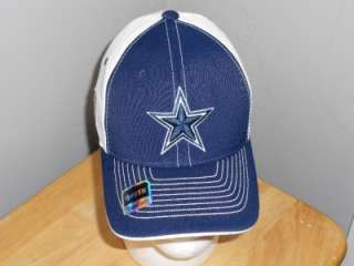 This is a Reebok New Blue Dallas Cowboys team YOUTH One Size Fits
