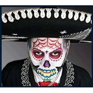 Nixs Collection Sugar Skull #3 Airbrush Makeu Arts, Crafts & Sewing