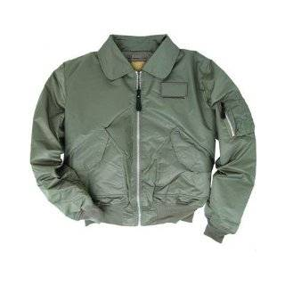  Alpha Industries NOMEX CWU 36/P Mil Spec Flight Jacket 