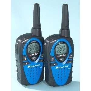 2 Pk. Midland 10 Mile GMRS Radios (Refurbished) Sports
