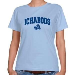 NCAA Washburn Ichabods Ladies Light Blue Logo Arch Classic