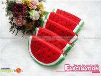 Women Cute Watermelon Coin Bag Wallet Purse Cell Phone