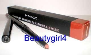 MAC Cosmetics Cremestick Lip Liner Pencil ANY COLOR nib