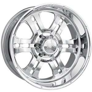 Forged Ion Terminator 20x9 Chrome Wheel / Rim 6x5.5 with a 10mm Offset