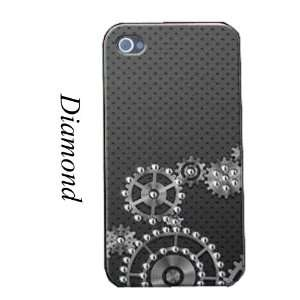 Gear Covers For iPhone 4 / 4S   Personalized iPhone Phone