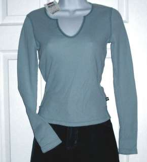 NEW LUCKY BRAND JEANS L\S shirt top NWT $41 from the knit wear
