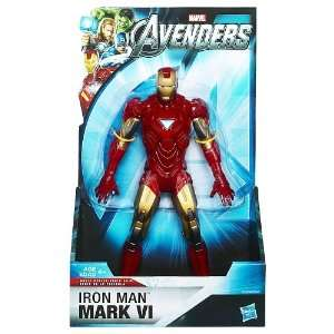 Marvel Avengers Iron Man Action Figure Toys & Games