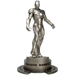 Iron Man Movie Mark II Fine Art Statue Toys & Games