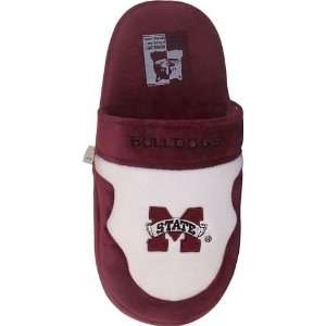 Mississippi State Bulldogs Mens House Shoes Slippers