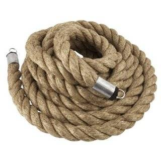 Ropes Gone Wild 50 2 Diameter Manila Rope Sports
