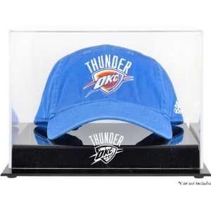 City Thunder Acrylic Team Logo Cap Display Case
