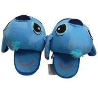 Disney LILO&STITCH Soft Plush Stuffed Slipper one Pair