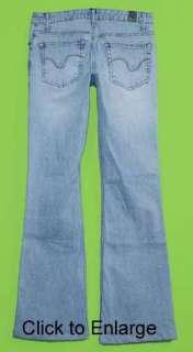 Lei sz 5 x 31 Stretch Womens Juniors Blue Jeans Denim Pants FM18