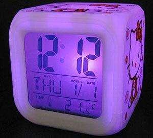 New HelloKitty Fashion Beautiful Alarm Clock Z005I