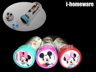 Mickey Minnie Mouse Disney Party Gift Supply Self Inking Stamps