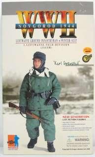 Dragon 1/6 Scale 12 WWII German Special Karl Grevstad