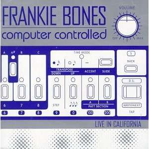 Compuer Conrolled Live in California Frankie Bones