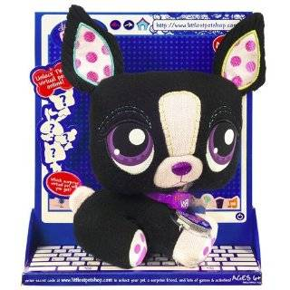 Littlest Pet Shop VIP Pets Surprise Pet   Boston Terrier