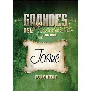 Josue   Grandes Del Recuerdo Josue Movies & TV