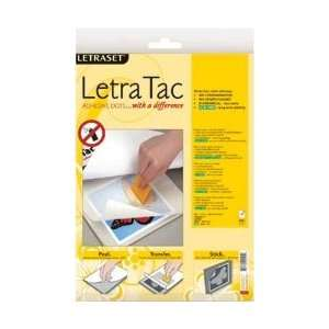 Letra Tac A4 Sheets 10/Pkg Arts, Crafts & Sewing