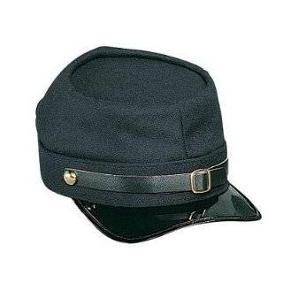 Navy Blue Confederate Army Civil War Kepi