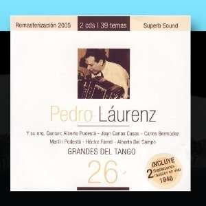 Grandes Del Tango 26 Pedro Láurenz Music