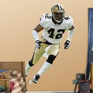 Darren Sharper Fathead Wall Graphic   NFL Sports