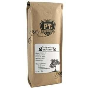 PTs Coffee   Flying Monkey Espresso Coffee Beans   1 lb