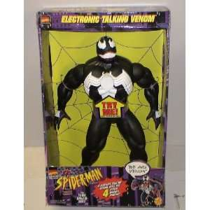Spider man Electronic Talking Venom Toys & Games