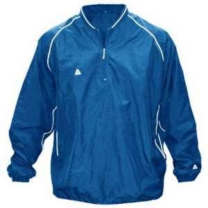 Akadema Baseball/Softball Batting Jacket ROYAL A2XL