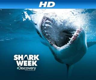 Shark Week [HD]: Season 5, Episode 1 Ultimate Air Jaws