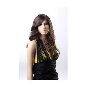 Long Female Mannequin Wig CL0010