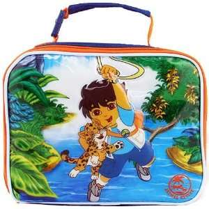 Go Diego Go! Lunch Bag   Animal Rescue Home & Kitchen