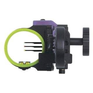 Hand Ascent Single Pin Scope Bow Sight:  Sports & Outdoors