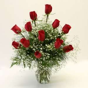 One Dozen Red Roses   Premium: Home & Kitchen